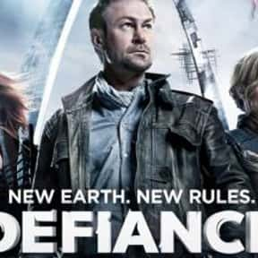 Defiance is listed (or ranked) 22 on the list The Best Alien TV Shows, Ranked