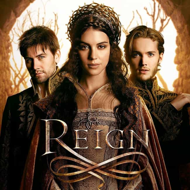 Reign is listed (or ranked) 4 on the list All The CW Shows On Netflix
