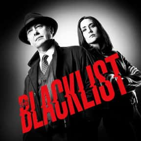 The Blacklist is listed (or ranked) 8 on the list The Best Current Crime Drama Series