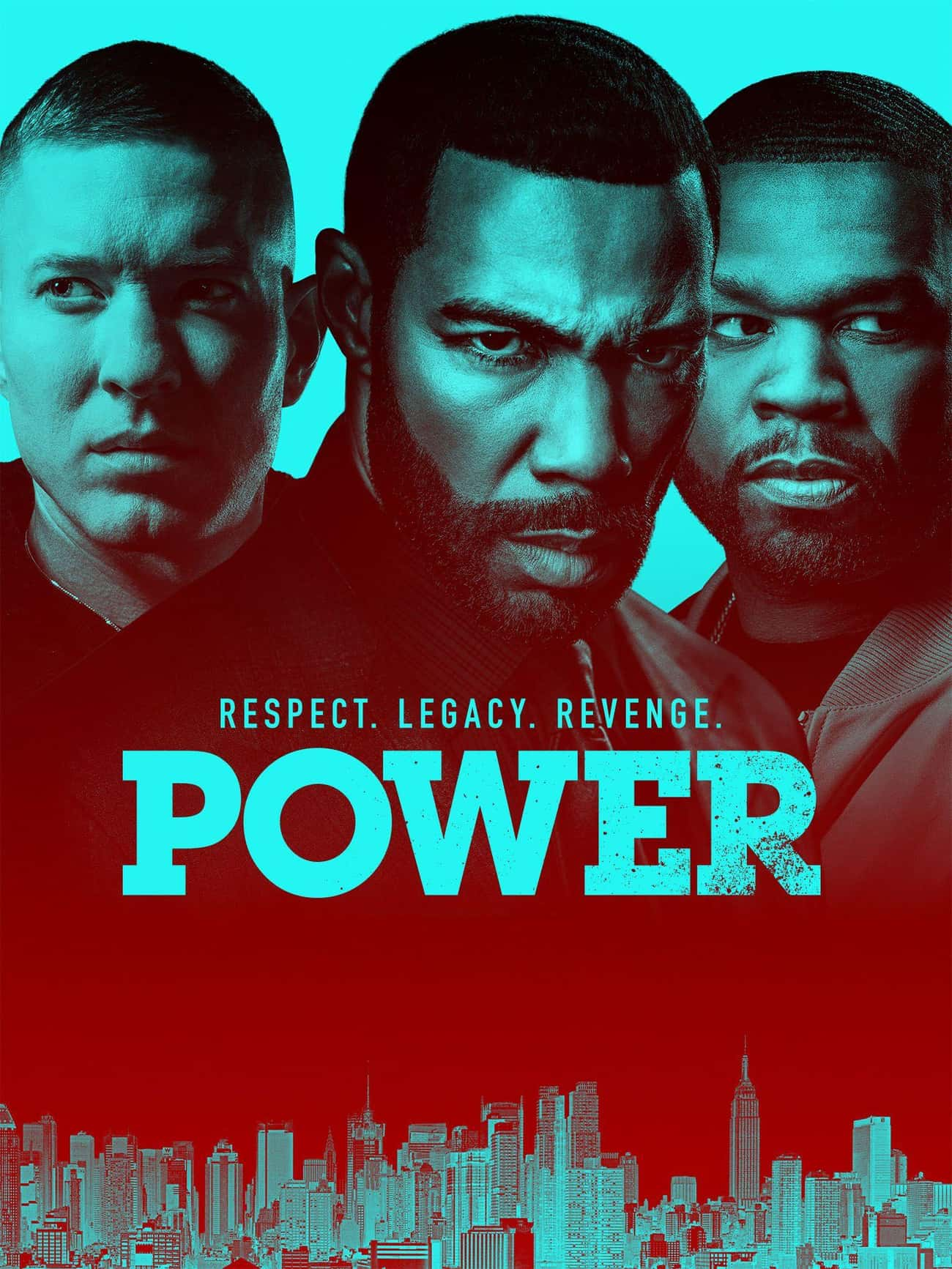 Power is listed (or ranked) 3 on the list What to Watch If You Love 'Ballers'