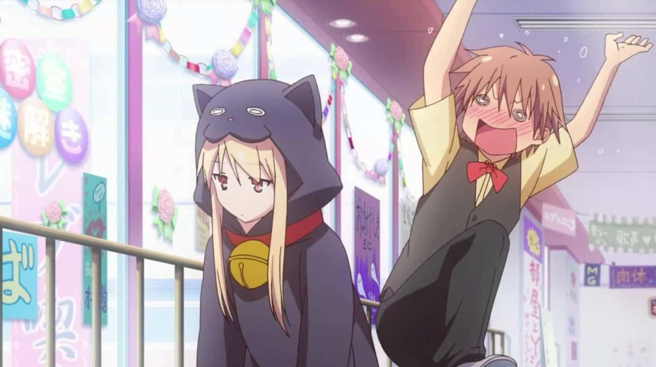 The Pet Girl of Sakurasou is listed (or ranked) 4 on the list The 13 Best Anime Like Toradora!