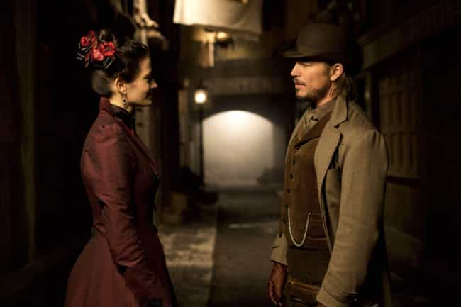 Penny Dreadful is listed (or ranked) 3 on the list Pretty Good Horror TV Shows Of The 2010s That More People Should Talk About