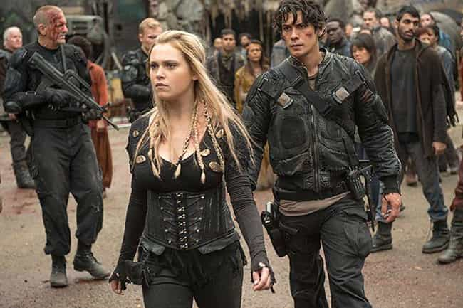 The 100 is listed (or ranked) 4 on the list The Most Apocalyptic YA Dystopias Of The 2010s