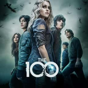 The 100 is listed (or ranked) 5 on the list The Best TV Shows Based on Books