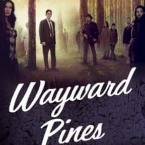 Wayward Pines is listed (or ranked) 20 on the list Great TV Shows That Are Totally Surreal And Bizarre