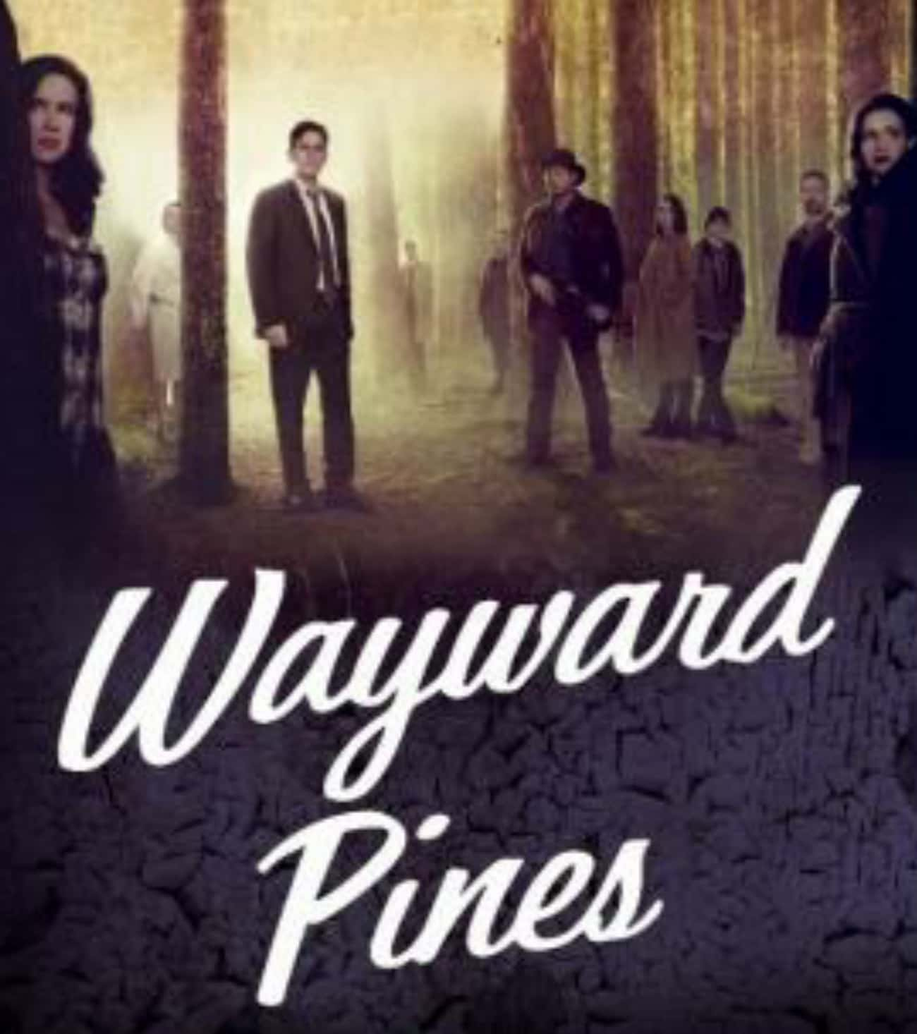 Wayward Pines is listed (or ranked) 3 on the list What To Watch If You Love 'Sense8'
