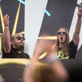 Pegboard Nerds is listed (or ranked) 11 on the list The Best Dubstep DJs