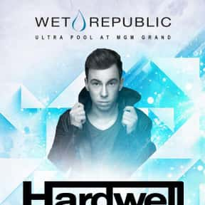 Hardwell is listed (or ranked) 23 on the list The Best Las Vegas DJ Residencies Right Now