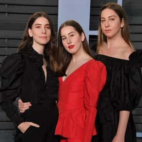HAIM is listed (or ranked) 16 on the list Who Do You Want To See On Carpool Karaoke?