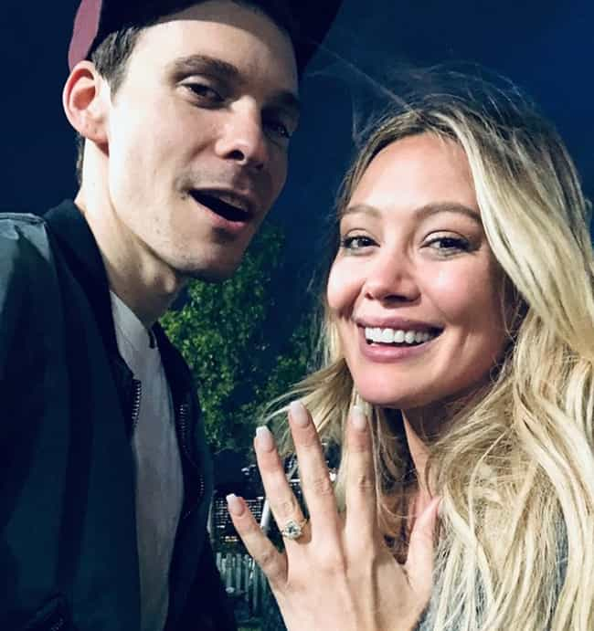 Matthew Koma is listed (or ranked) 1 on the list Hilary Duff's Loves & Hookups