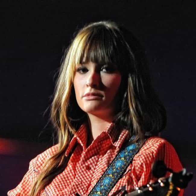 Kacey Musgraves is listed (or ranked) 4 on the list 17 Famous Musicians Who Claim to Have Seen UFOs