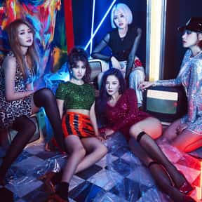 SPICA is listed (or ranked) 22 on the list Who Is The Most Famous Girl Group In The World Right Now?