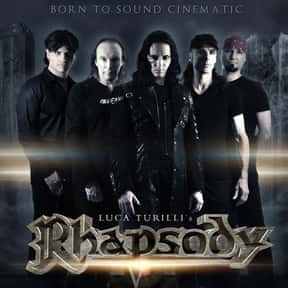 Luca Turilli's Rhapsody is listed (or ranked) 23 on the list The Best Symphonic Metal Bands