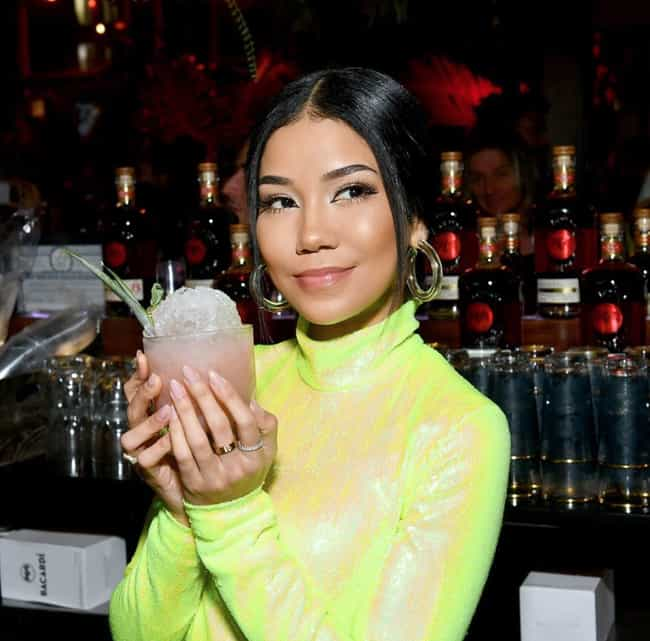 Jhené Aiko is listed (or ranked) 3 on the list Celebrities Who Are Half-Black And Half-Asian
