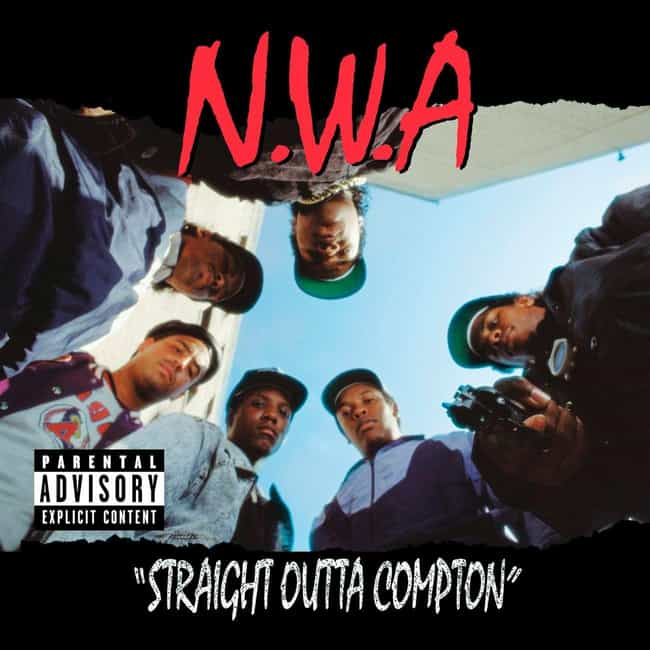 Straight Outta Compton ... is listed (or ranked) 3 on the list The Best Hip Hop Music Videos