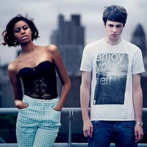 AlunaGeorge is listed (or ranked) 9 on the list Island Records Complete Artist Roster