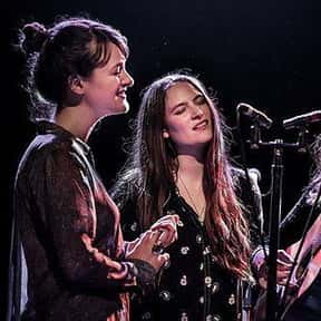 The Staves is listed (or ranked) 22 on the list The Best Sister Bands & Musical Groups, Ranked
