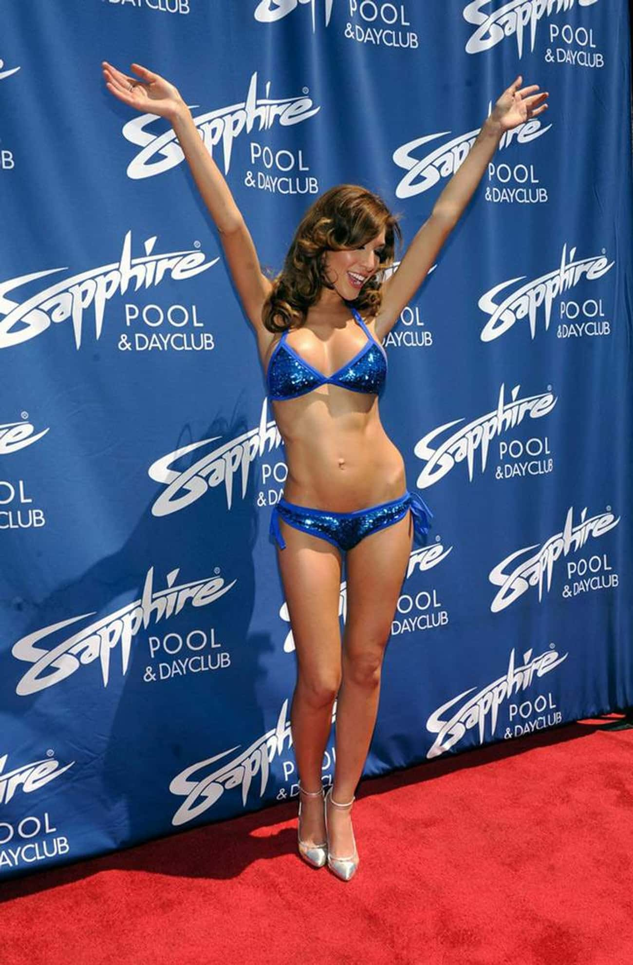 Farrah Abraham is listed (or ranked) 4 on the list 37 Celebrities Caught With Leaked Tapes