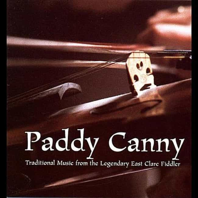 Paddy Canny is listed (or ranked) 4 on the list Famous Male Fiddlers