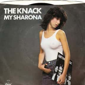 My Sharona is listed (or ranked) 4 on the list The Greatest Dance Songs by One-Hit Wonders