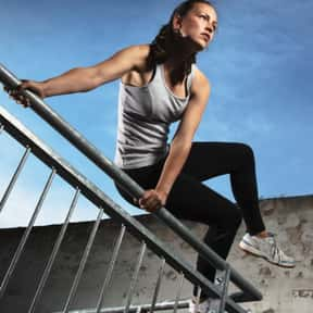Parkour is listed (or ranked) 11 on the list The Best Solo Sports Ever
