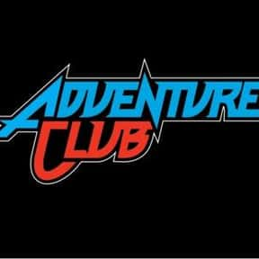 Adventure Club is listed (or ranked) 19 on the list The Best Dubstep DJs