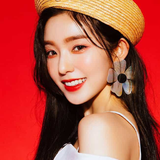 Irene is listed (or ranked) 3 on the list The Best Female Leaders In K-pop Right Now