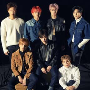 MONSTA X is listed (or ranked) 23 on the list The Best K-Pop Groups of All Time