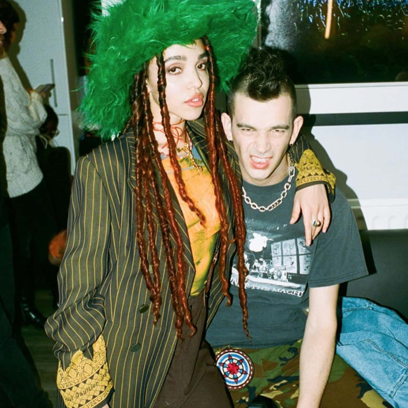 FKA twigs is listed (or ranked) 1 on the list Every Famous Woman Matt Healy Has Dated