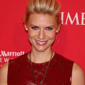 Claire Danes is listed (or ranked) 8 on the list Famous People From New York City