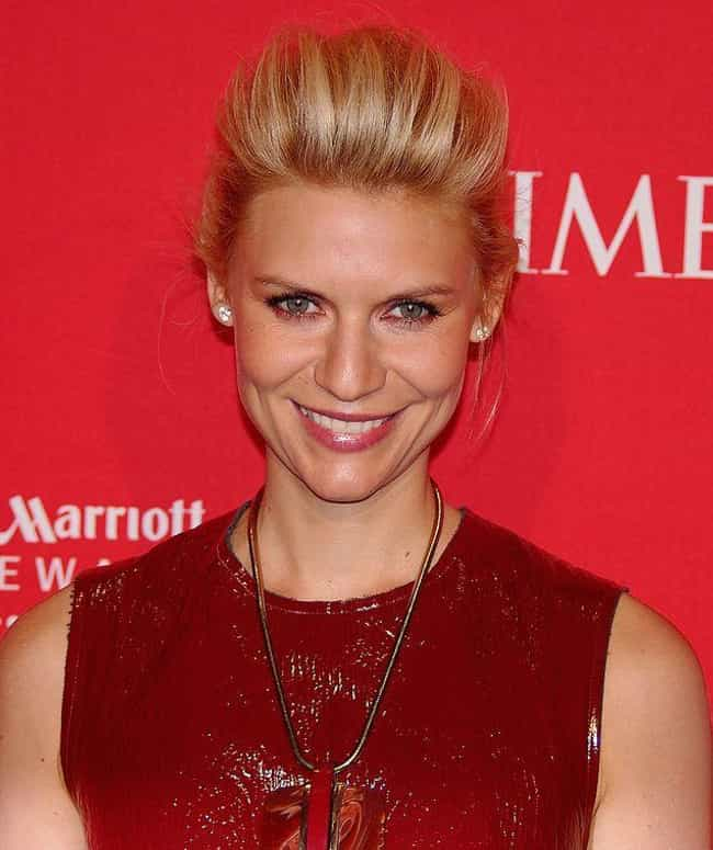Claire Danes is listed (or ranked) 2 on the list Television Actors Who Overact Way Too Hard