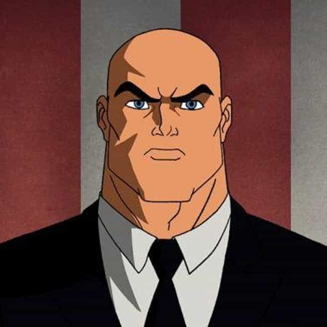 Clancy Brown is listed (or ranked) 3 on the list The Best Actors Who Played (Or Voiced) Lex Luthor