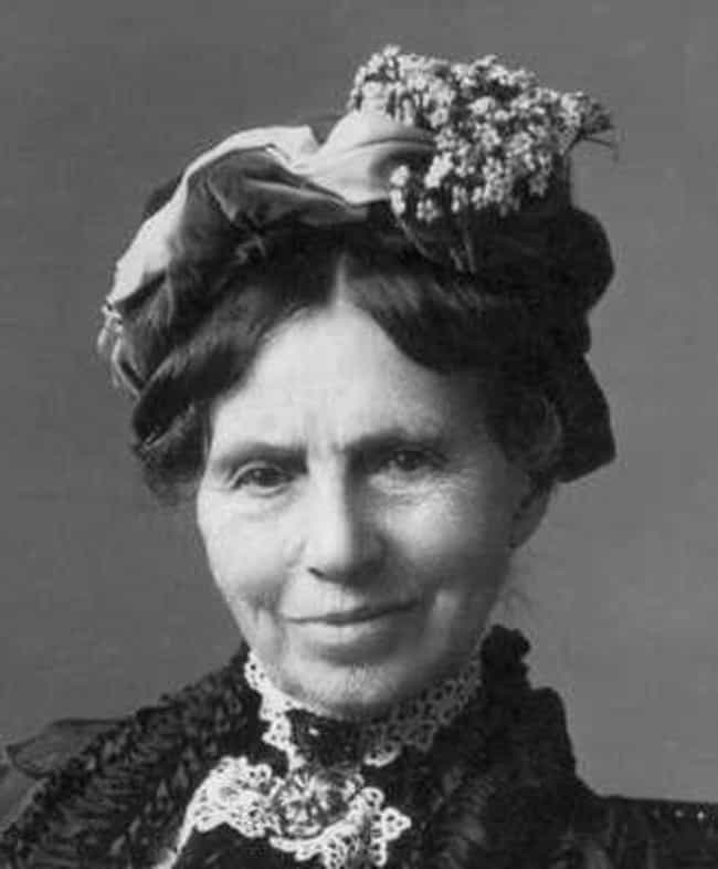 Clara Barton is listed (or ranked) 2 on the list Famous American Women Who Deserve Their Faces On Money