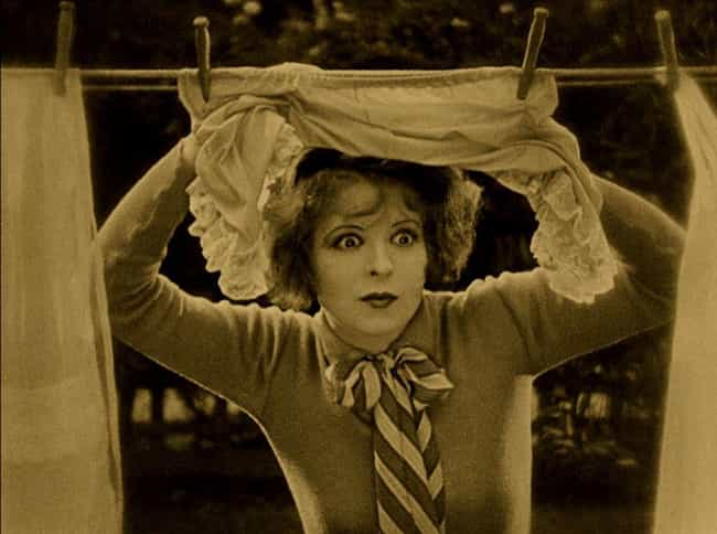 Clara Bow is listed (or ranked) 3 on the list What Did America's Sweetheart Look Like In Every Decade?