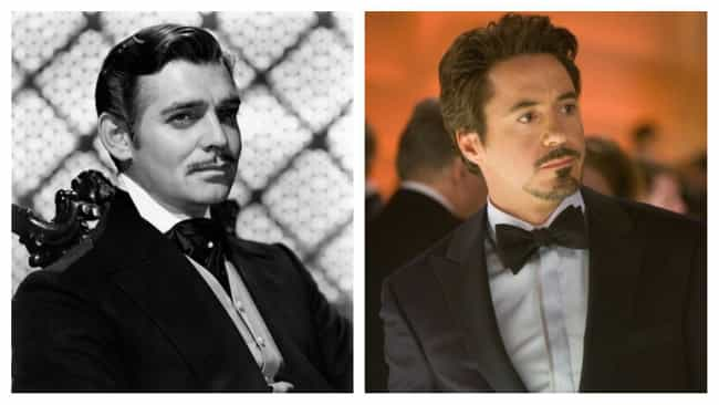 Clark Gable is listed (or ranked) 1 on the list Old Hollywood Stars Who Would Be Perfect Casting For Modern Superheroes