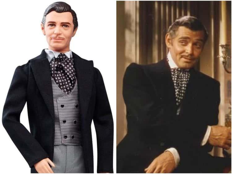 Clark Gable (As Rhett Butler)