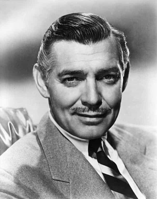 Clark Gable is listed (or ranked) 3 on the list Famous Freemasons List