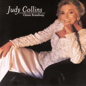 Classic Broadway is listed (or ranked) 10 on the list The Best Judy Collins Albums of All Time