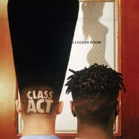 Class Act is listed (or ranked) 10 on the list The Best '90s Hip Hop Movies