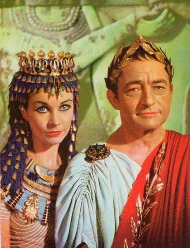 Claude Rains is listed (or ranked) 4 on the list The Best Actors Who Have Played Julius Caesar