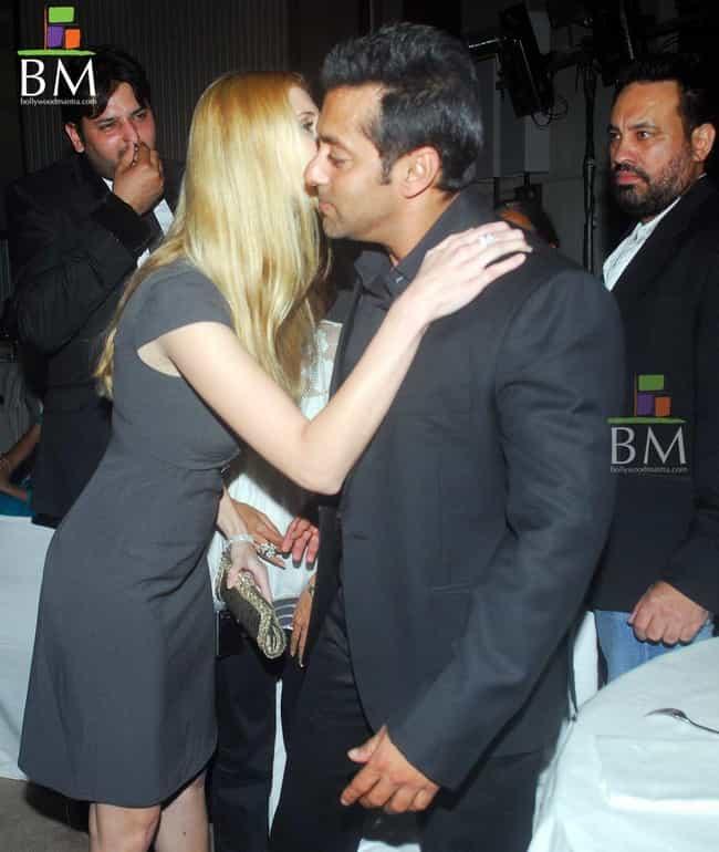 Claudia Ciesla is listed (or ranked) 3 on the list Salman Khan's Loves & Hookups