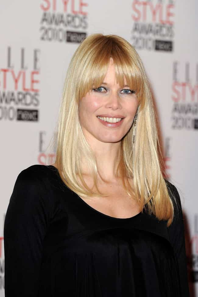 Claudia Schiffer is listed (or ranked) 2 on the list Famous People Born in 1970