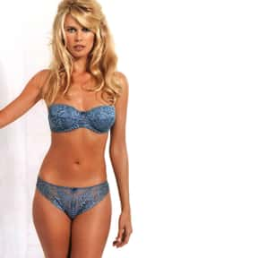 Claudia Schiffer is listed (or ranked) 21 on the list Victoria's Secret's Most Stunning Models, Ranked
