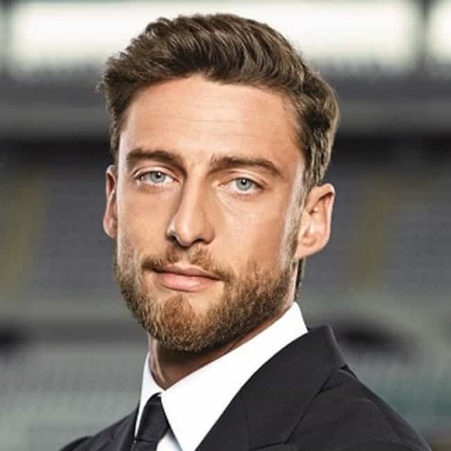 Claudio Marchisio is listed (or ranked) 3 on the list The Sexiest Sports Superstars