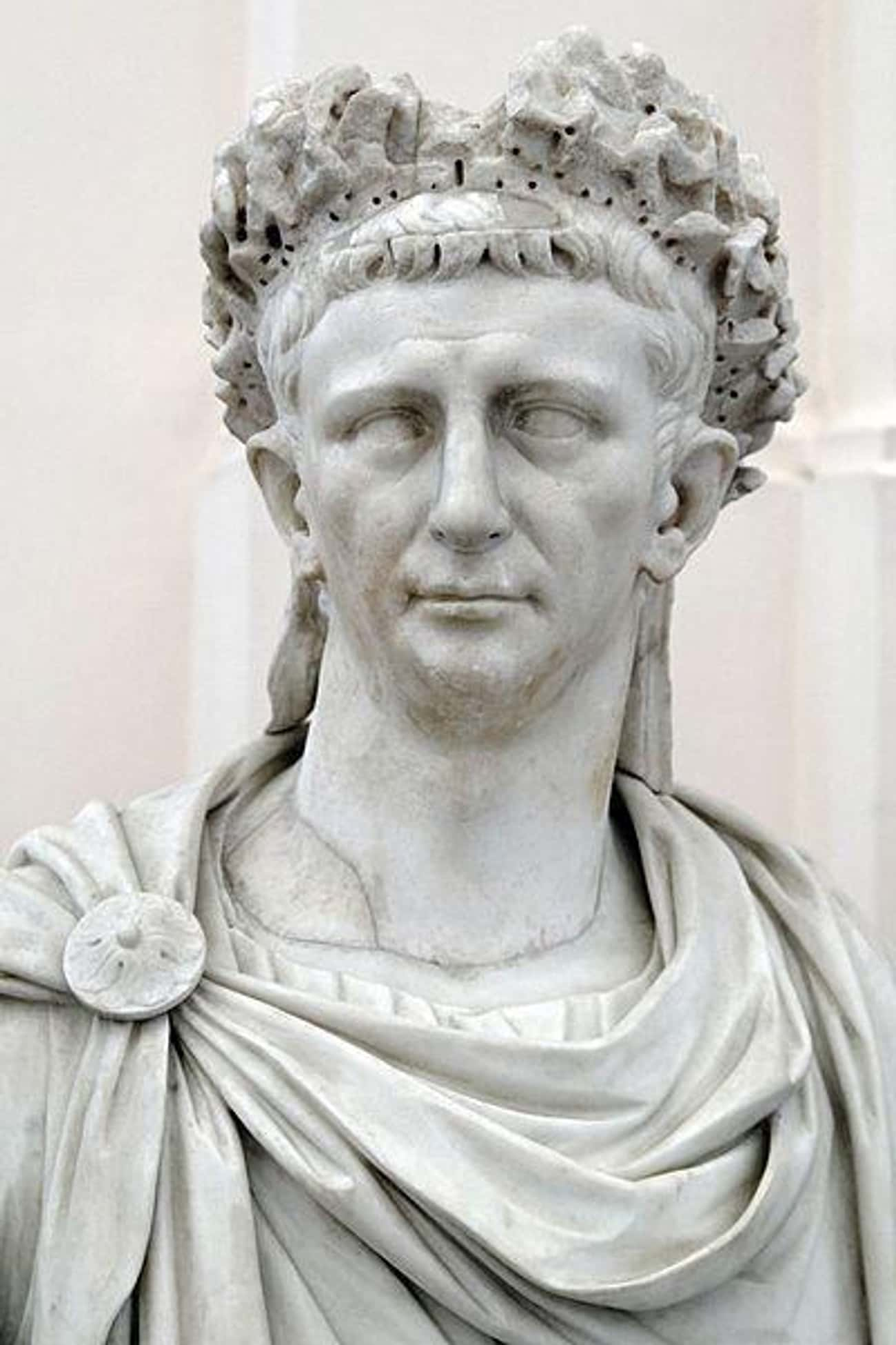 Claudius Is Tyrion Lannister is listed (or ranked) 2 on the list Real Historical Figures Who Inspired Game Of Thrones Characters