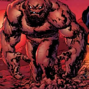 Clayface is listed (or ranked) 18 on the list The Best Batman Villains Ever