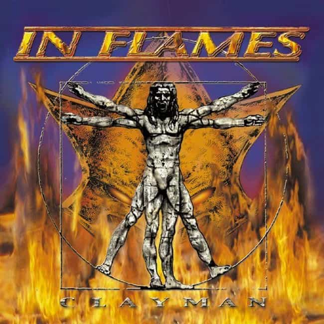 Clayman is listed (or ranked) 1 on the list The Best In Flames Albums, Ranked