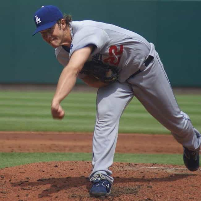 Clayton Kershaw is listed (or ranked) 3 on the list The Best Athletes Who Wore #22
