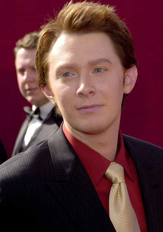 Clay Aiken is listed (or ranked) 3 on the list 8 Celebrities Who Are Allergic to Peanuts