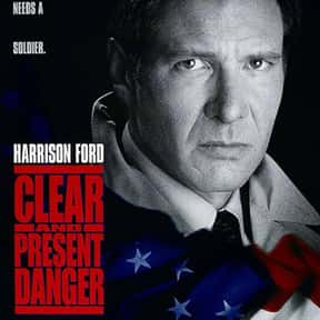 Clear and Present Danger is listed (or ranked) 25 on the list The Best Spy Movies